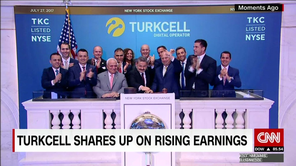 Turkcell CEO: We compete with Whatsapp, more popular than Spotify