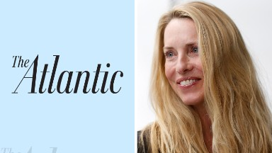 Laurene Powell Jobs' Emerson Collective buying The Atlantic