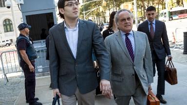 Martin Shkreli fraud trial goes to the jury