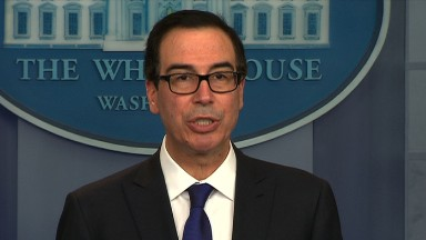 Mnuchin's missteps: Third time's the charm