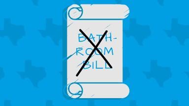 Exxon, Halliburton execs protest proposed Texas 'bathroom bill'