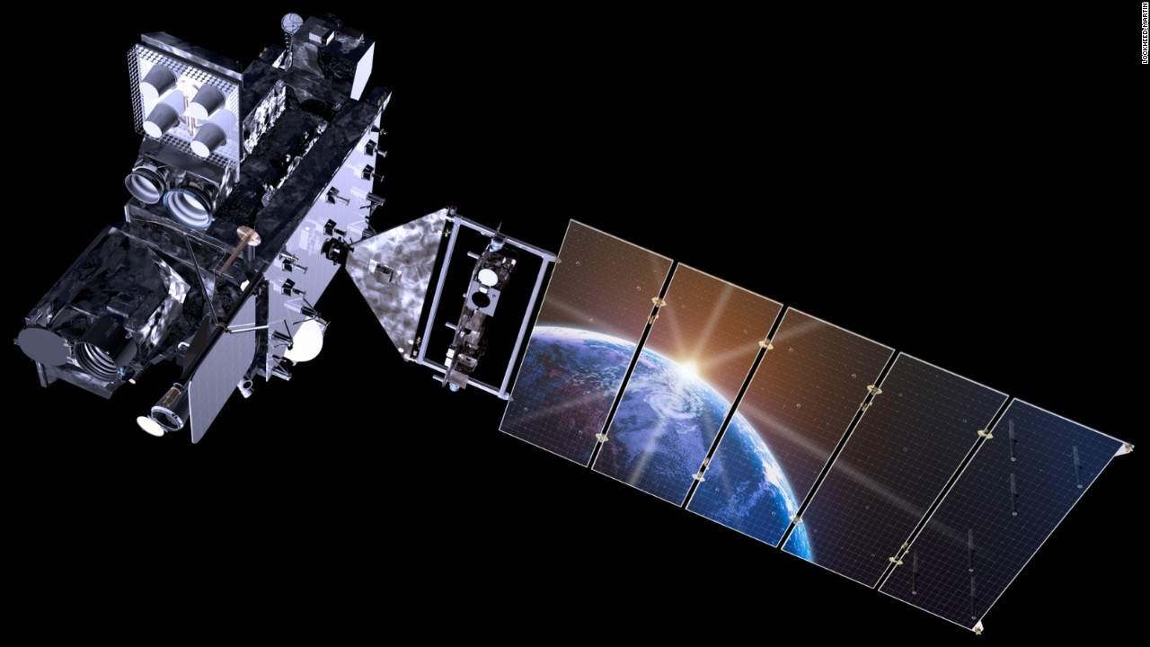 New Satellite Could Vastly Improve Your Weather Forecast Video - Newest satellite images