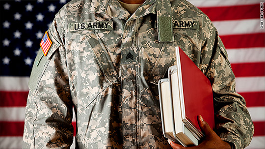 Congress expands GI Bill, helping veterans burned by for-profit schools