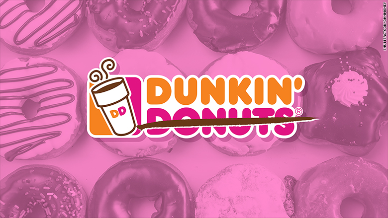 dunkin donuts name