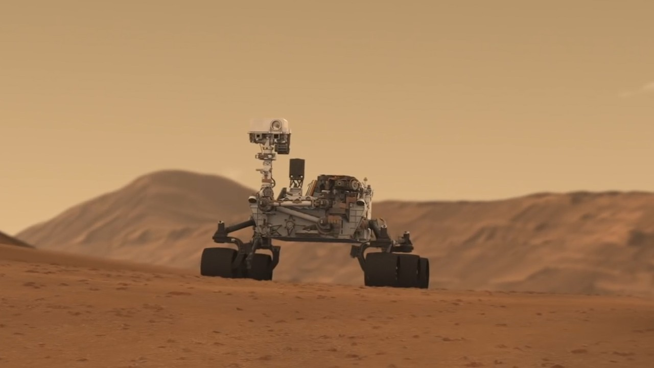 cnn mars rover picture penny - photo #23