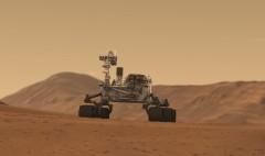 Mars rover Curiosity turns 5