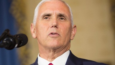 Pence calls NYT 'disgraceful' for 2020 story