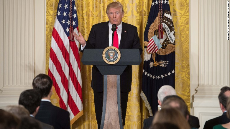 trump u0026 39 s record on press conferences breaks 64 years of