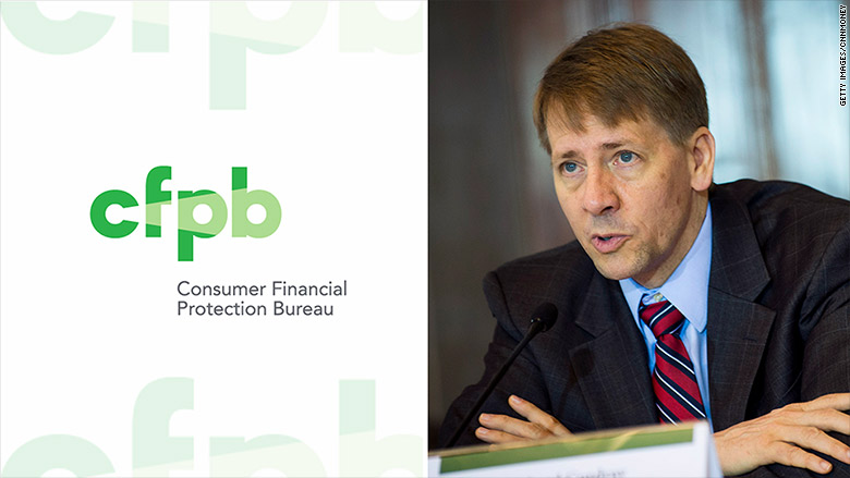 head of consumer financial protection bureau quits squib cnn. Black Bedroom Furniture Sets. Home Design Ideas