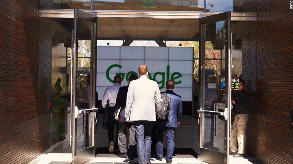 Google CEO condemns anti-diversity memo