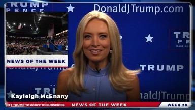 Who is Kayleigh McEnany?