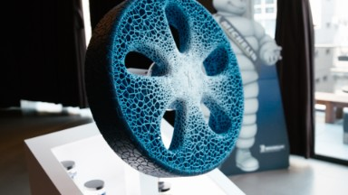 Michelin wants to use cardboard and hay to make tires