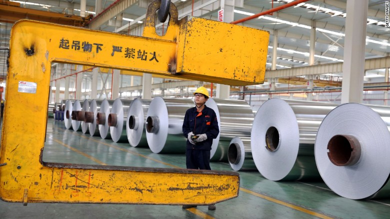 china aluminum