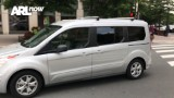 This 'driverless' van is not what it looks like