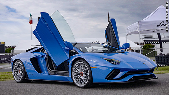Lamborghini Aventador S: Still insane but better