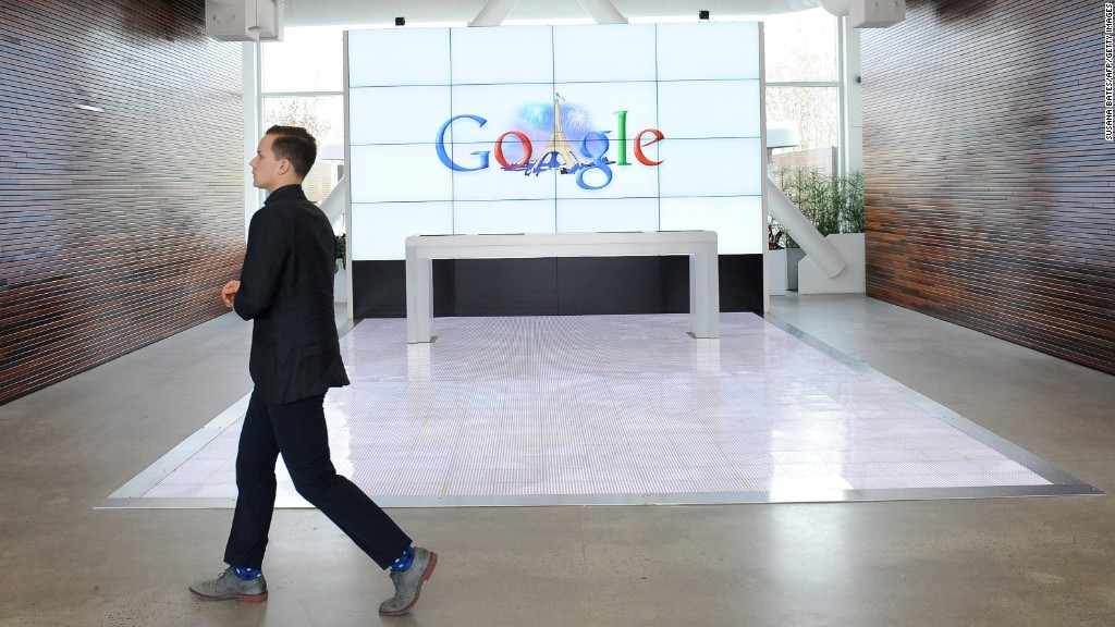 Google parent boss moves on. Here's his new role