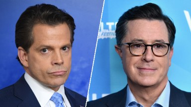 Mooch TV: 'This Week,' Colbert get first Scaramucci interviews