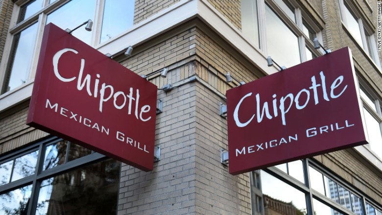 Chipotle closes Dallas restaurant where mice were spotted