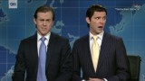 'Weekend Update' roasts Trump's sons and Scaramucci
