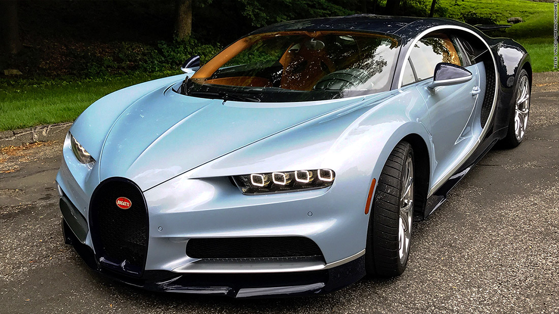 Meet the world's fastest car. Price: $3 million