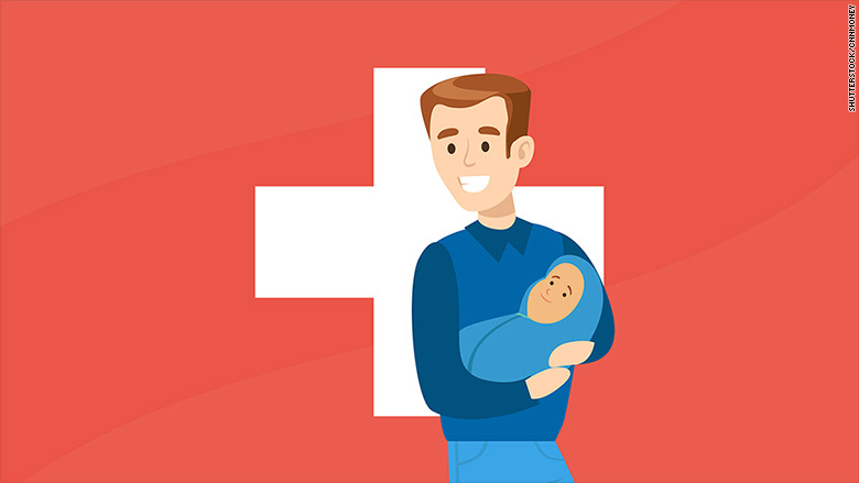 swiss paternity leave