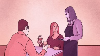 How to talk about money on a first date