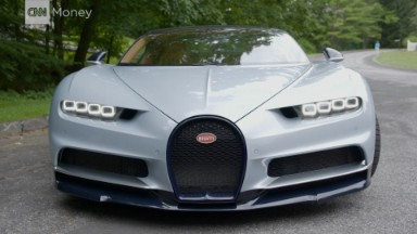 World's fastest street car costs $3 million