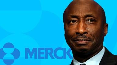 Merck CEO helped get black inmate off death row