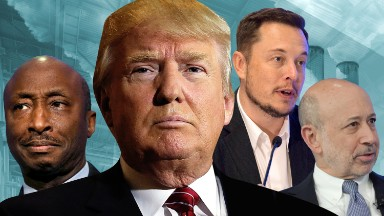 From racism to climate change, CEOs keep turning on Trump