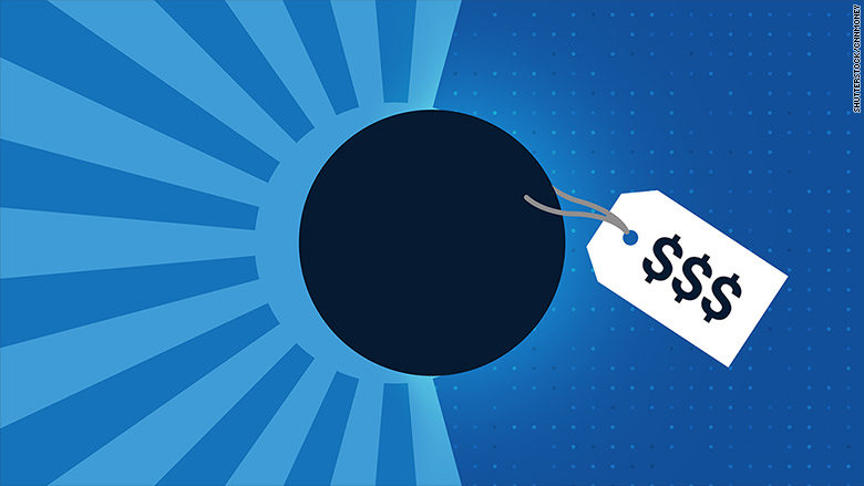 How companies cash in on the solar eclipse