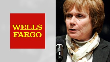 Wells Fargo names female chairman, a first for a top U.S. bank