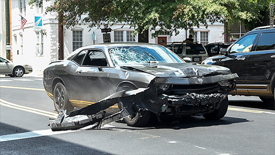 Man misidentified as Charlottesville driver plans to sue