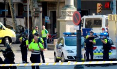 Timeline of attacks in Spain