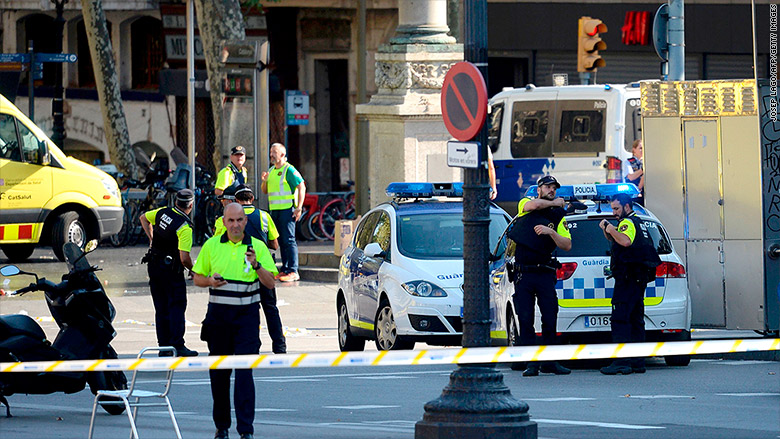 Market jitters return after Barcelona attack