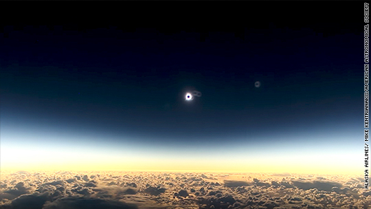 The best spot on Earth to watch the eclipse is ...