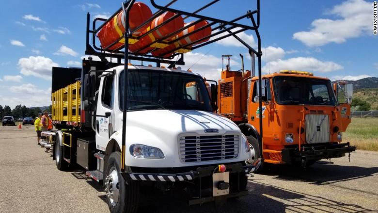 colorado self-driving truck 1
