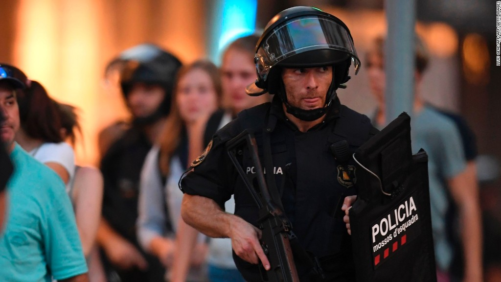 Barcelona terror attack: How it happened
