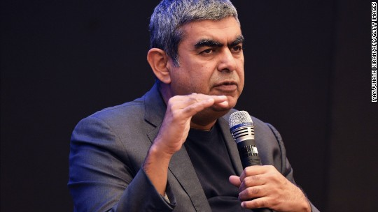 Top Indian tech CEO quits over 'malicious' attacks