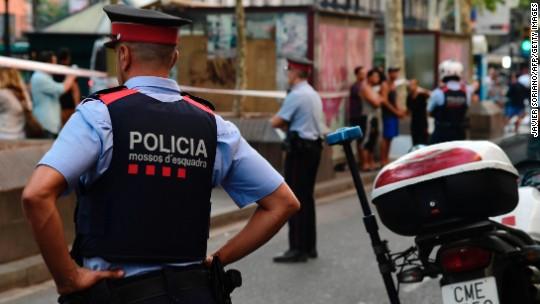 Airline stocks slump after Spain terror attacks