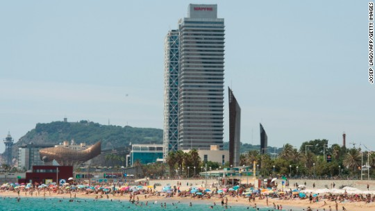 Terrorists strike at the heart of Spain's economy