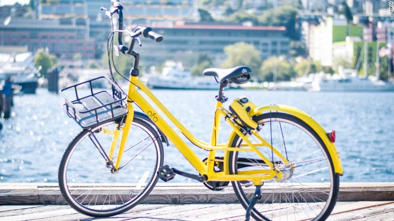 seattle ofo