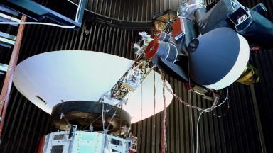 Voyager turns 40