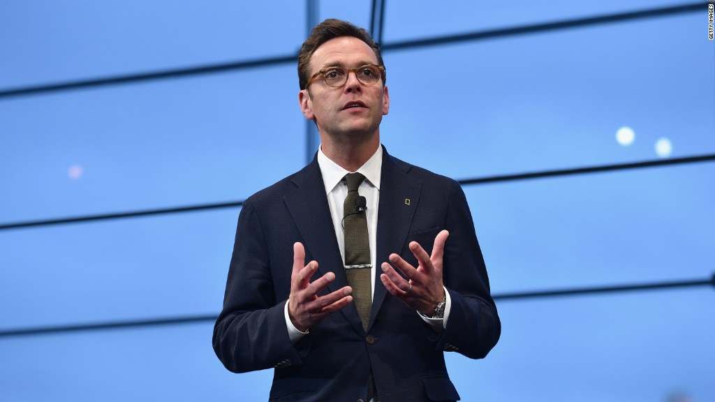 James Murdoch's $1 million donation to ADL