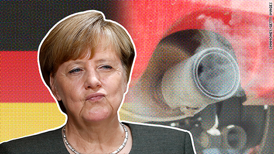 Angela Merkel: Germany could ban gas and diesel cars