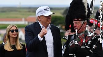 Trump Scotland