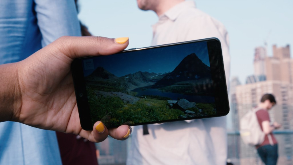 'Essential' smartphone, made by Android founder