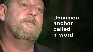 KKK leader calls Univision reporter the n-word