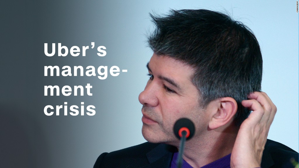 Uber has gone 64 days without a CEO