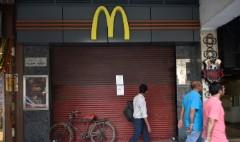 McDonald's cancels franchises for 169 restaurants in India