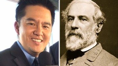 Robert Lee: ESPN under fire for taking announcer off UVA game